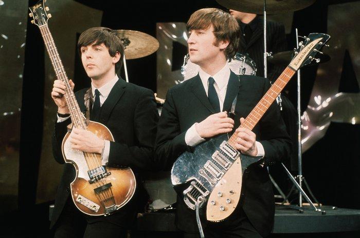 Пол и Джон